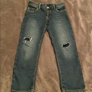 Gap Distressed Boys jeans